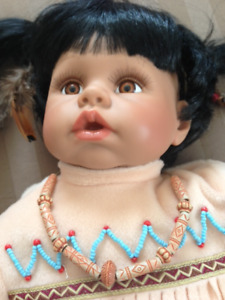 Great Christmas Gift - Beautiful Doll - Like New Condition