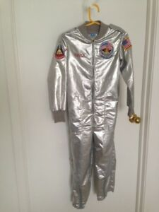 "ilds Nasa Jumpsuit with ""Canadian Connection"" (Med) 4-5yrs"
