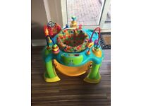 Ex-Mothercare Oball Bounce-O-Bunch Activity Centre (Bouncer/Gym)