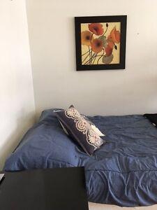 Studio 2 1/2 aire ouverte, meublé, près métro CDN