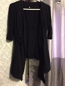 Lululemon black wrap *4*
