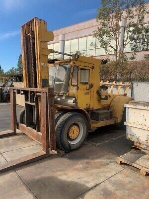 Hyster 30000 Lbs Forklift H300a