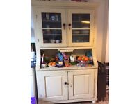TRADITIONAL ANTIQUE FRENCH DRESSER - reluctant BUT URGEN sale.. OPEN TO OFFERS