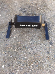 Arctic Cat ATV seat backrest
