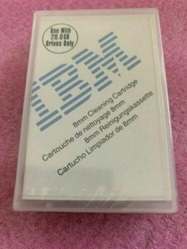 IBM 8MM VIDEO8 HI8 D8 DIGITAL8 DATA8 HEAD CLEANING CLEANER CLEAN TAPE BRAND NEW