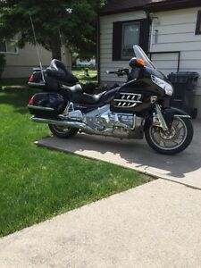 2003 Honda Goldwing 1800A for sale