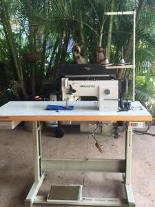 """INDUSTRIAL SEWING MACHINE """"ZOJE"""" The Cape Charters Towers Area Preview"""