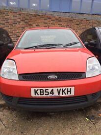 Ford Fiesta LX 1.4 2005. new MOT