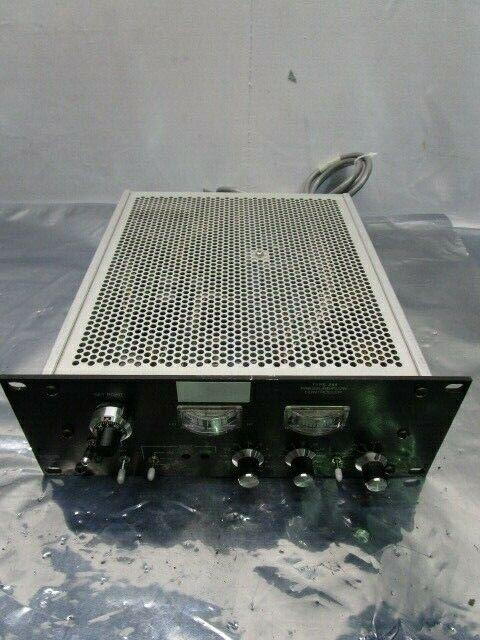 MKS 244C-1-VPO Pressure Flow Controller, Type 244, 101147