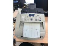 Brother Super G3 33kbps fax machine