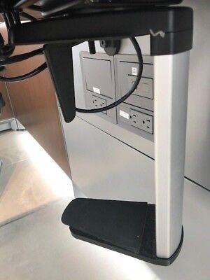 Steelcase CPU Mini Cradle Under Desk Computer Mount