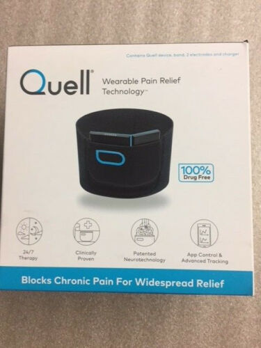 BRAND NEW Quell Wearable Pain Relief Technology Starter Kit ~ 24/7 Therapy #6025