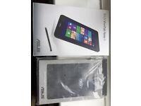 Brand new Tablet ASUS VIVOTAB NOTE 8 (M80T) 32GB 5MP Black with Wacom stylus pen plus a free case