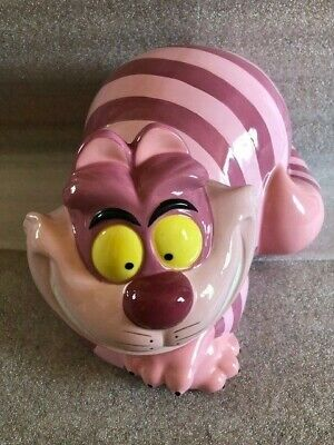 Disney Auctions Cheshire Cat Cookie Jar Limited Edition 250