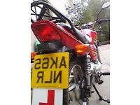 Learner legal Lifan 125, CG 125 copy,everything works 2187 mile