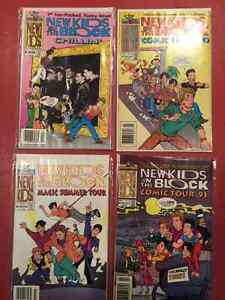 New Kids on the Block comic books West Island Greater Montréal image 5