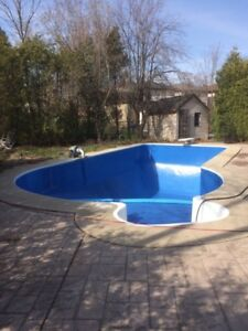 Pool Openings ! Liner Replacement Experts !