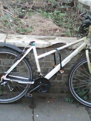 26inch   rockrider      vitamin decathalon bike   parts or repair