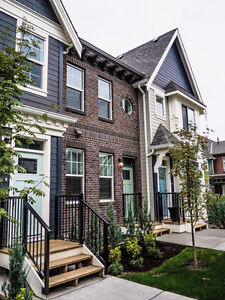 1,720 SqFt Brand New 3BR Executive Townhouse in Garrison