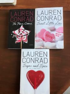 Lauren CONRAD Novels
