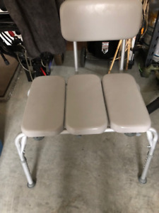 Invacare Bath Transfer Bench