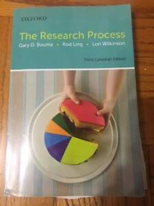 The Research Process - Third Canadian Edition
