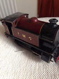 Hornby O Gauge Clockwork 0-4-0T LMS 2270 Locomotive