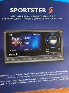 Sirius Radio Sportster 5 Vehicle Kit