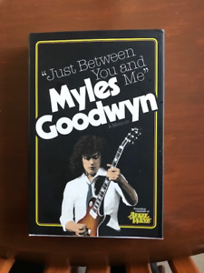 April Wine- Myles Goodwyn Autobiography