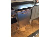 Indesit Dishwasher Silver barely used