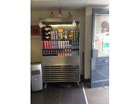 Multi deck fridge