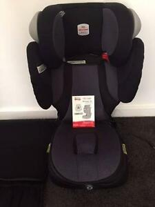 EUC Britax Safe and Sound Encore 10 Booster Seats Northgate Port Adelaide Area Preview