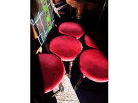 HOME BAR, PUB, MICROPUB MEMORABILIA: PUB STOOLS, TABLES, PUMPSPUB MIRRORS BREW MAN CAVE BREWERIANA