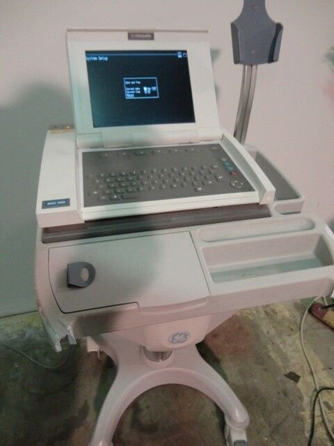 Marquette MAC 5000 ECG EKG Resting Acquisition System MAC5000 Used #1843