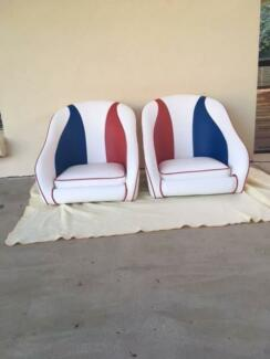 Ski Boat Bucket Seats