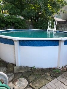 Above Ground Pool 15 Feet Round