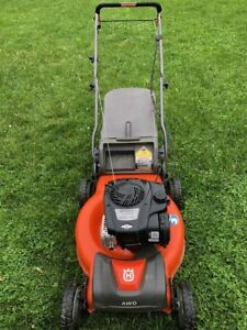 "Husqvarna 22"" AWD Lawnmower - Excellent Condition"