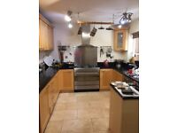 Complete Kitchen, with Granite work tops and Smeg appliances