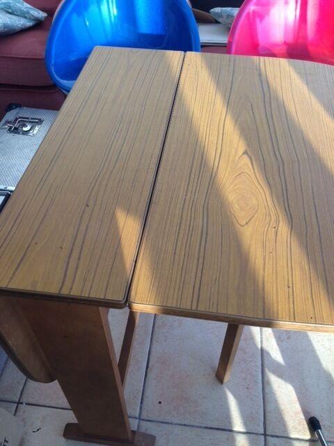 vintage retro folding table , kitchen lounge very cool retro vintage