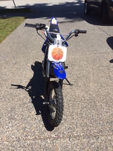 Blue Orion 21 pit bike for sale!