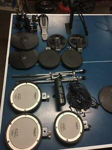Roland Electric Drum Gear!