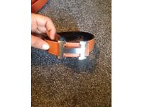 HERMES BELTS WOMENS / UNISEX (VARIOUS COLOURS BARGAIN LAST FEW BE QUICK)