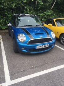 Fun Mini Cooper S - Brilliant Car to Drive!