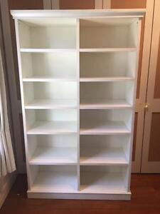 Lovely as-new bookcase Willoughby Willoughby Area Preview