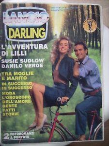 FOTOROMANZO-DARLING-N-260-1988-Sudlow-Verde