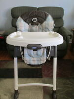 EURO GRACO HIGH CHAIR