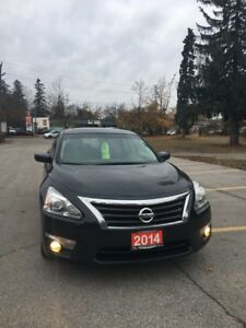 2014 Nissan Altima,LOADED WITH ALL OPTIONS,4 CYL 2.5 S