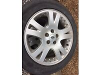 """Land Rover Discovery 2 19"""" alloy wheels"""