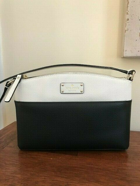Kate Spade New York Grove Street Millie Leather Crossbody Bag