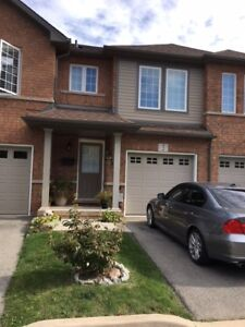 Three Bedroom Townhouse Condo for Rent in Stoney Creek.